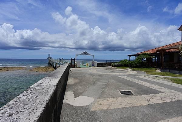 日本沖縄県ブセナ海中公園:海中展望塔 (7).JPG