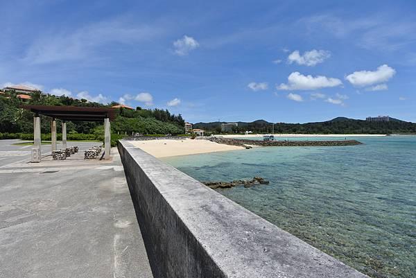 日本沖縄県ブセナ海中公園:海中展望塔 (9).JPG