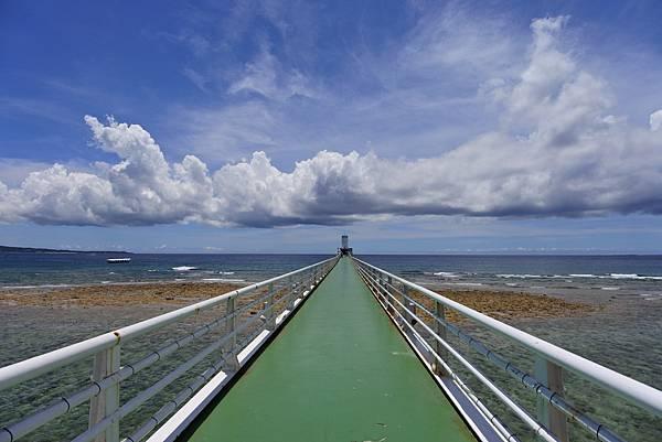 日本沖縄県ブセナ海中公園:海中展望塔 (14).JPG