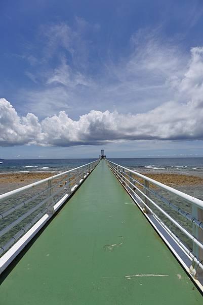 日本沖縄県ブセナ海中公園:海中展望塔 (15).JPG