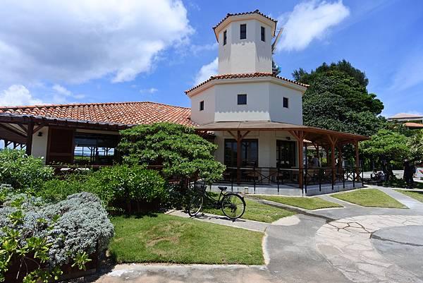 日本沖縄県ブセナ海中公園:海中展望塔 (11).JPG
