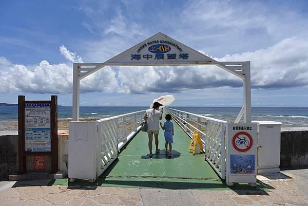 日本沖縄県ブセナ海中公園:海中展望塔 (17).JPG
