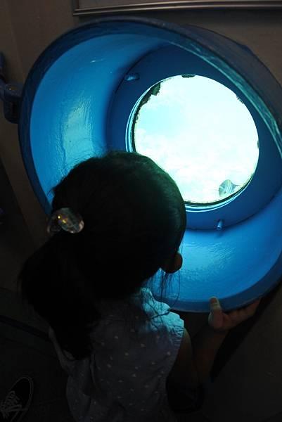 日本沖縄県ブセナ海中公園:海中展望塔 (27).JPG