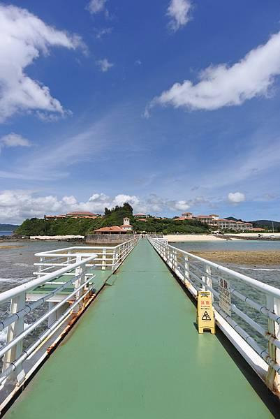 日本沖縄県ブセナ海中公園:海中展望塔 (67).JPG