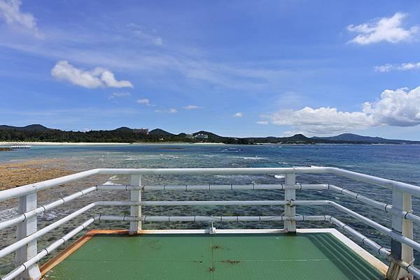 日本沖縄県ブセナ海中公園:海中展望塔 (72).JPG