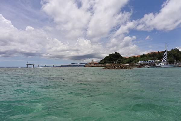 日本沖縄県ブセナ海中公園:海中展望塔 (81).JPG