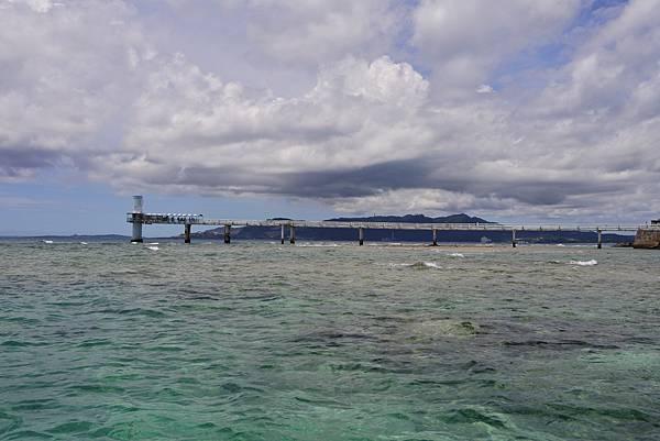 日本沖縄県ブセナ海中公園:海中展望塔 (82).JPG