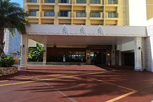 日本沖縄県ベッセルホテルカンパーナ沖縄:外観 (17).JPG