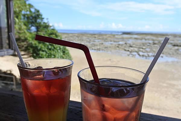 日本沖縄県浜辺の茶屋 (16).JPG