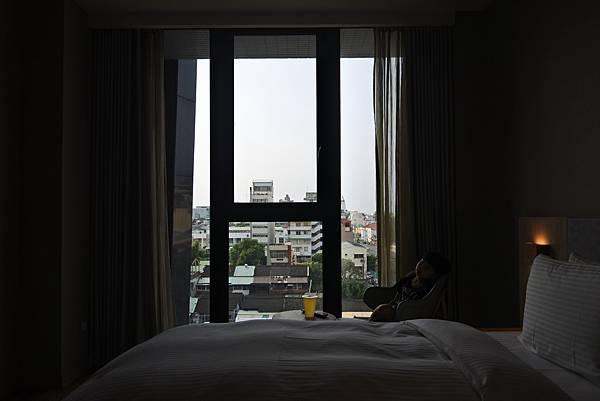 嘉義市南院旅墅:沐嵐/雅緻雙人房 (2).JPG