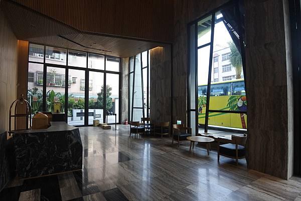 嘉義市南院旅墅:大廳 (10).JPG