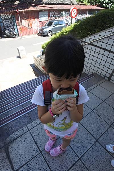 台北市嘰咕帕紅豆餅 (3).JPG