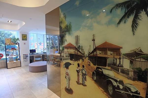 台中市新盛橋行旅:Lobby (8).JPG