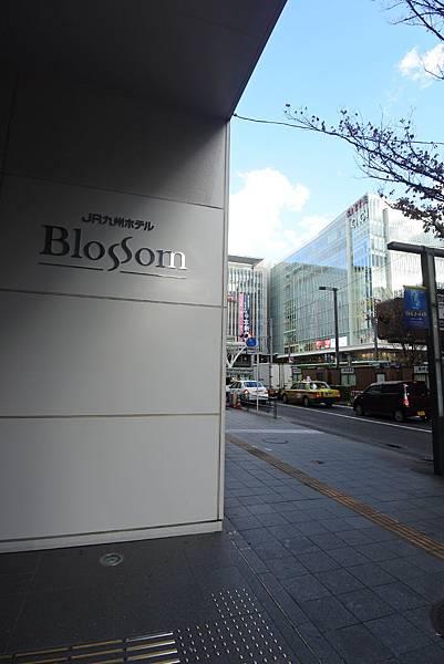 日本福岡県JR九州ホテルブラッサム博多中央 (2).JPG