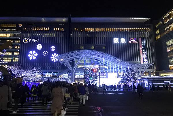 日本福岡県CHRISTMAS MARKET in Hikari no Machi HAKATA 2017 (5).JPG
