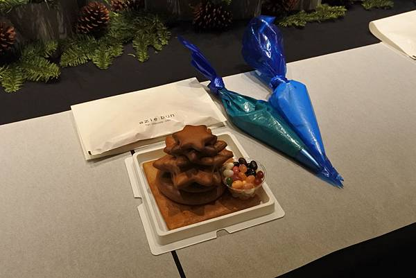 亞亞的薑餅耶誕樹 (2).JPG