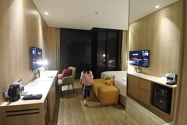 泰國曼谷Compass SKYVIEW:PREMIER ROOM (4).JPG