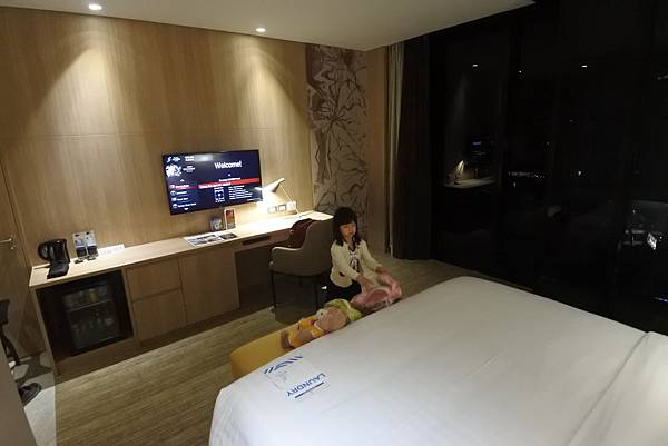泰國曼谷Compass SKYVIEW:PREMIER ROOM (5).JPG