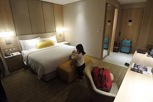 泰國曼谷Compass SKYVIEW:PREMIER ROOM (6).JPG