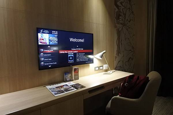 泰國曼谷Compass SKYVIEW:PREMIER ROOM (8).JPG