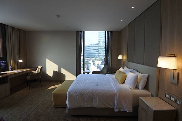 泰國曼谷Compass SKYVIEW:CLUB GRAND EXECUTIVE ROOM (5).JPG