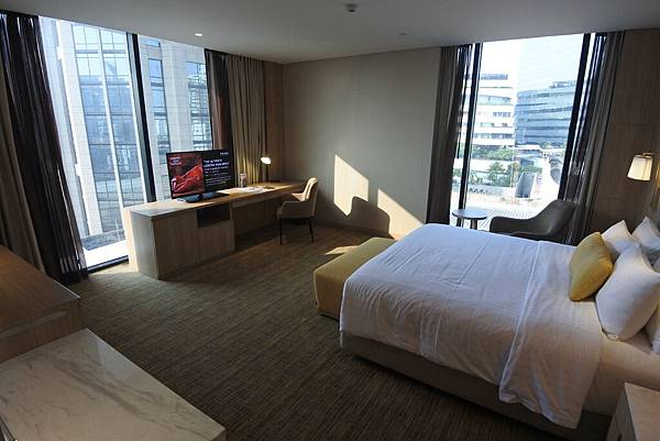 泰國曼谷Compass SKYVIEW:CLUB GRAND EXECUTIVE ROOM (6).JPG
