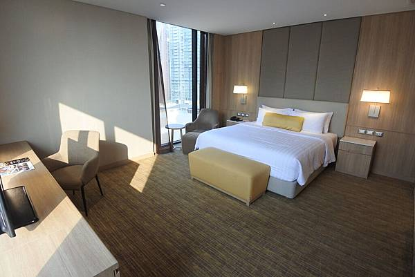 泰國曼谷Compass SKYVIEW:CLUB GRAND EXECUTIVE ROOM (7).JPG