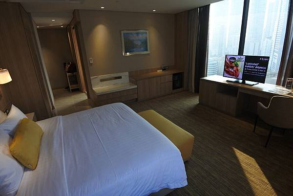 泰國曼谷Compass SKYVIEW:CLUB GRAND EXECUTIVE ROOM (9).JPG