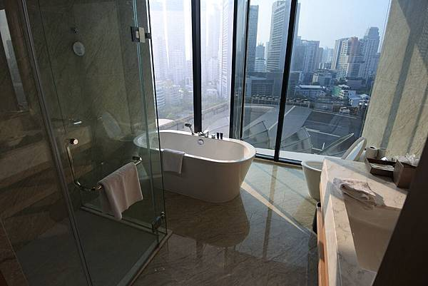 泰國曼谷Compass SKYVIEW:CLUB GRAND EXECUTIVE ROOM (13).JPG