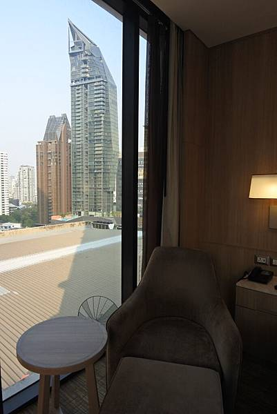 泰國曼谷Compass SKYVIEW:CLUB GRAND EXECUTIVE ROOM (22).JPG