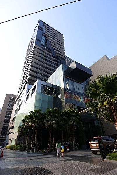 泰國曼谷Compass SKYVIEW:外觀+大廳 (1).JPG