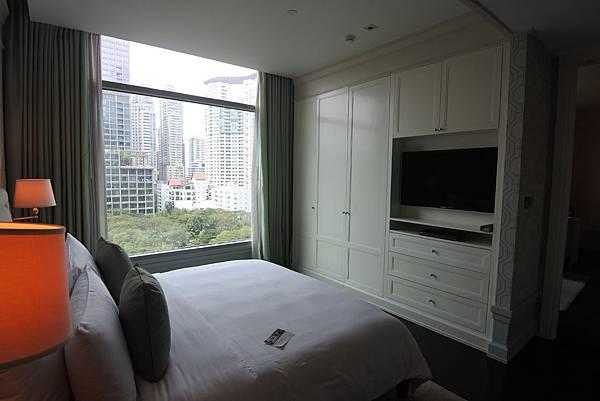 泰國曼谷ORIENTAL RESIDENCE BANGKOK:One Bedroom Suite Park View (14).JPG