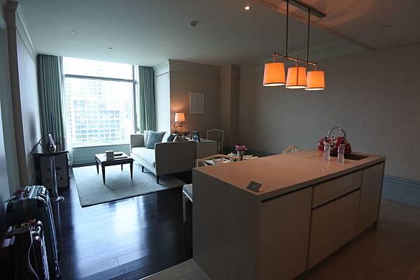 泰國曼谷ORIENTAL RESIDENCE BANGKOK:One Bedroom Suite Park View (1).JPG