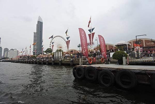 亞亞的泰國Free shuttle boat初體驗 (7).JPG