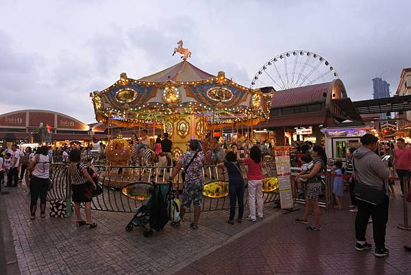 泰國曼谷ASIATIQUE THE RIVERFRONT (10).JPG