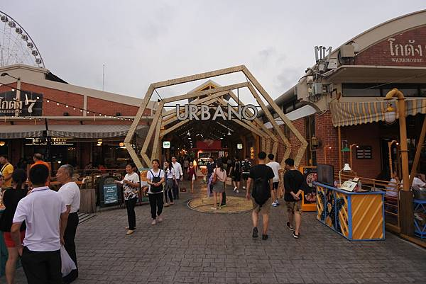 泰國曼谷ASIATIQUE THE RIVERFRONT (50).JPG