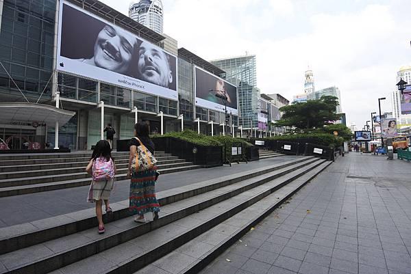 泰國曼谷central world (8).JPG