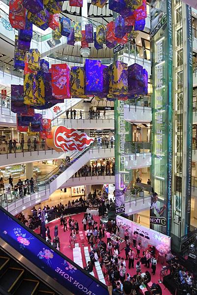 泰國曼谷central world (16).JPG