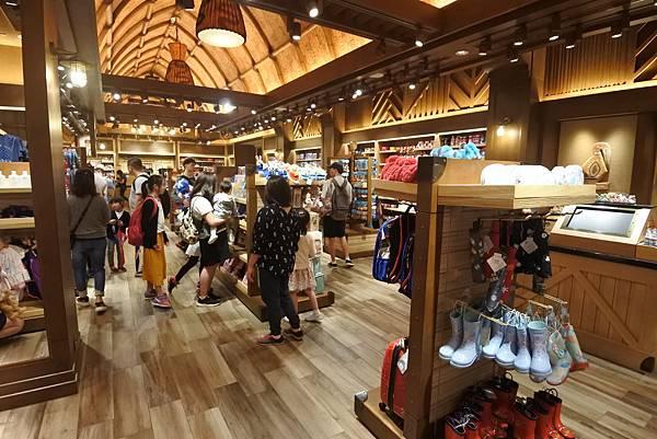 香港迪士尼探索家度假酒店:叢林商店 (5).JPG