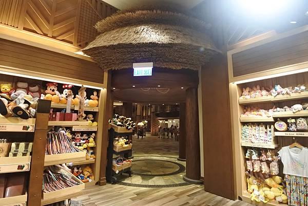 香港迪士尼探索家度假酒店:叢林商店 (9).JPG