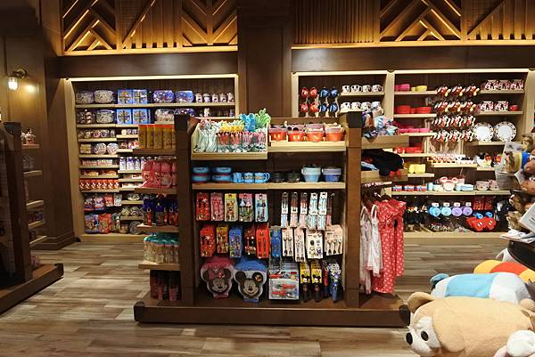 香港迪士尼探索家度假酒店:叢林商店 (13).JPG