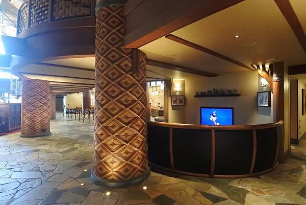 香港迪士尼探索家度假酒店:大堂 (27).JPG