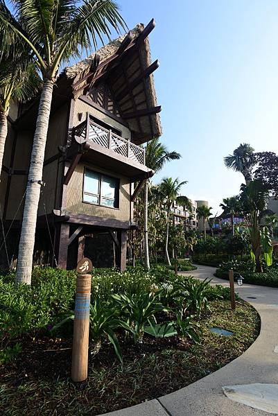 香港迪士尼探索家度假酒店:小海龜庭園 (21).JPG