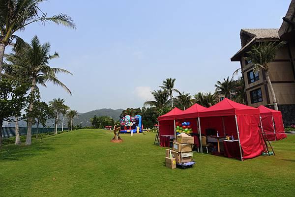 香港迪士尼探索家度假酒店:小海龜庭園 (24).JPG