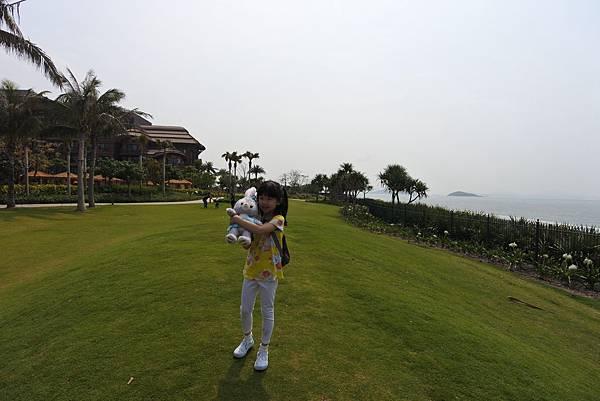 香港迪士尼探索家度假酒店:小海龜庭園 (28).JPG