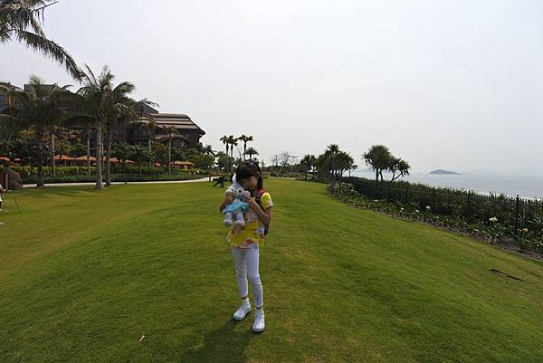 香港迪士尼探索家度假酒店:小海龜庭園 (29).JPG