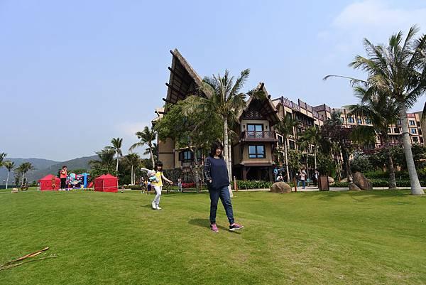 香港迪士尼探索家度假酒店:小海龜庭園 (32).JPG