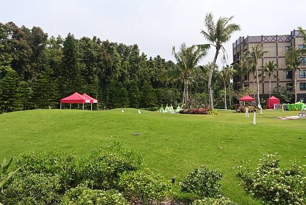 香港迪士尼探索家度假酒店:小海龜庭園 (34).JPG
