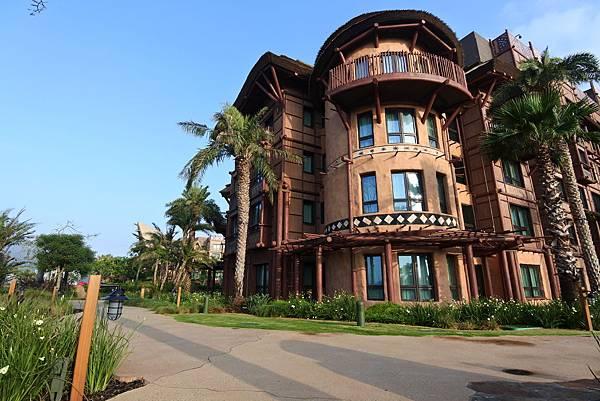 香港迪士尼探索家度假酒店:小海龜庭園 (37).JPG