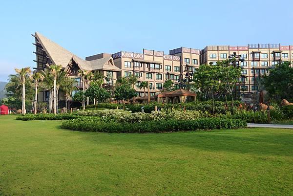 香港迪士尼探索家度假酒店:小海龜庭園 (40).JPG